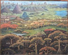 Widayat.Lanscape. 179x145. private collection