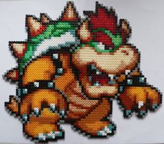 Bowser, when I have the time..