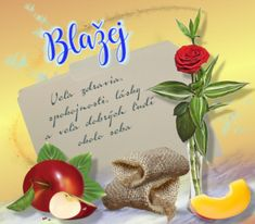 Blažej Place Cards, Place Card Holders, Tableware, Dinnerware, Tablewares, Dishes, Place Settings
