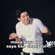 Memes Funny Faces, Funny Kpop Memes, Exo Memes, Park Chanyeol, Sehun, Nct, Laugh A Lot, Derp, K Idols
