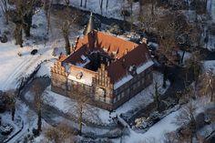 Schloss Bergedorf, Hamburg (Herzöge von Sachsen-Lauenburg, Hansestädte Lübeck und Hamburg)