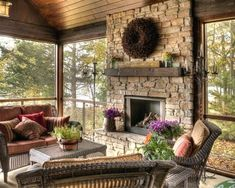 outdoor porch fireplace sensational fireplace screens decorating ideas for foxy porch rustic design ideas with enclosed porch fireplace hearth fireplace mantel metal candelabra screened porch outdoor