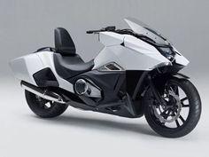 Honda NM4 Vultus : le maxi-scooter inspiré des mangas