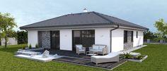 Backyard, Patio, Exterior Colors, Outdoor Furniture, Outdoor Decor, My Dream Home, Sun Lounger, Architecture Design, House Plans