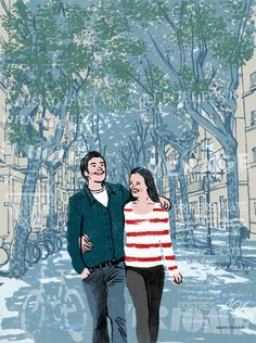 Illustrator » Martin Tognola - Editorial, Lifestyle General Living, Teen Young Adult, Traditional Gallery Fine Art,