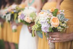 Love this color combo! Westchester Wedding Planner, The Salty Peanut Photography