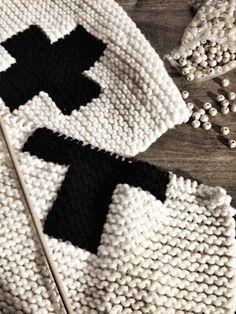 Méchant Design knit