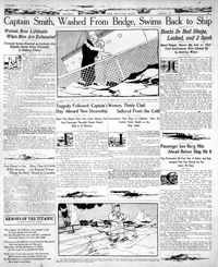 Titanic: Denver Post coverage from 1912 Denver Post, Rms Titanic, April 19, Modern History, Ghosts, Articles, Ship, Times, News