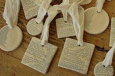 ~*Exceptional Salt Dough Ornament Tutorial*~