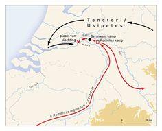 'Genocidaire slachting' onder leiding van Julius Caesar bij Kessel - National Geographic Nederland/België