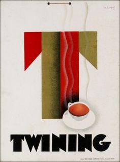 affiche arts décos - 1930 - Loupot