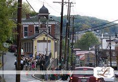 Historic Ellicott City Main Street Parade
