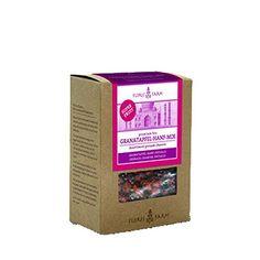 Flores Farm Bio Granatapfel-Hanf-Mix (100 g)