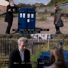 Doctor Who Flatline Doctor Who Series 8, Doctor Who 12, 12th Doctor, Doctor Who Tardis, Face Of Boe, Bbc Tv Shows, Doctor Humor, Twelfth Doctor, Time Lords