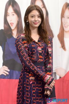 Hyun Kyung, Sooyoung, Dresses With Sleeves, Long Hair Styles, Blouse, Long Sleeve, Tops, Women, Fashion