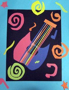 3rd Grade Art. Matisse