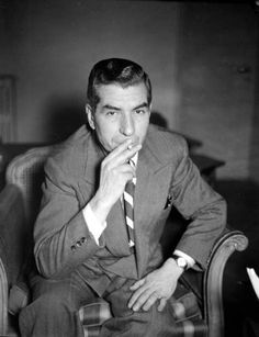 Lucky Luciano was the mastermind of the mafia commission. The commission is the board of directors of the American mafia where the bosses of the major crime families in the U. Real Gangster, Mafia Gangster, Meyer Lansky, Italian Mobsters, Frank Costello, Mafia Families, Major Crimes, Tumblr, People