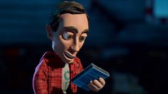 It's a metaphor, it represents lack of payoff. #CommunityLivesOn #Lost #Claymation