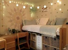 Cute dorm room decorating ideas on a budget (19)