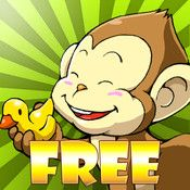Endless waves of adorable monkeys are entering the farmer's crops. He needs YOU to distract the monkeys so he can safely catch and release them back into the jungle