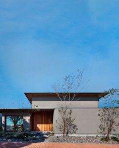 外観|ネイエ設計 Facade, House Design, Architecture, Building, Interior, Outdoor Decor, Gate, Japan, Room