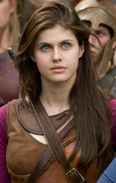 Annabeth Chase, Percy Jackson and the Lightning Thief