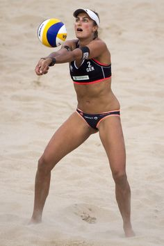 athletics, gymnastics, volley and more sports April Ross, Beach Volleyball, Beach Girls, Sports Illustrated, Female Athletes, World Championship, Sport Girl, Sports Women, Women Swimsuits