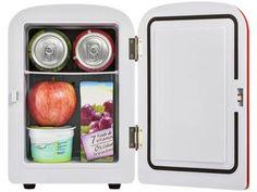 Mini Geladeira Retrô 4L - Multilaser TV007 com as melhores condições você encontra no Magazine Uelitonfshopping. Confira!