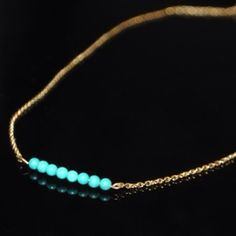 TWIRQouise Necklace