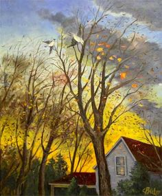 Becker - Autumn Wind