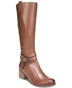 176b96e659d264 Naturalizer Dev Wide-Calf Tall Boots   Reviews - Boots - Shoes - Macy s