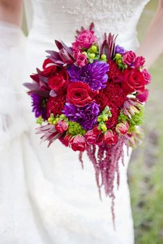 love the vibrancy and textures of this bouquet thanks dylan wilson photography for the picture.