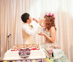 何人もの友人の結婚を送り出してきた私だけど、いよいよ今度は自分の番。やっと叶える夢の結婚式で、人とは違うユニークな演出をしませんか?とっておきのウェディングケーキの演出をご紹介します。