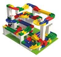 Bouw je eigen knikkerbaan in combinatie met bouwstenen (duplo compatible). Deze…