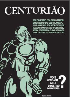 TEASER CENTURIÃO.