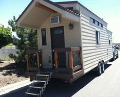 dakota-tiny-house-9 Beautiful! Check this out on Tiny House Swoon. Dakota Tiny Homes