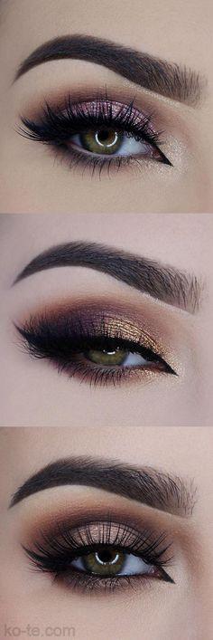 Eye makeup   ko-te.com by Eva Tornado  