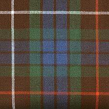 Clan Fraser Hunting Ancient Tartan: Scarf, Sash, Tie & more