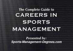 Sports Management Degrees
