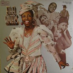 Ethel Waters Record Cover Ethel Waters was the second African American, after Hattie McDaniel, to be nominated for an Academy Award. She is also the first African American woman to be nominated for an Emmy Award, in 1962.