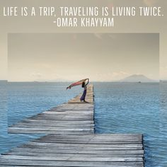 #travelquotes, #livelife, #makememories Travel Quotes, Live Life, Travel Inspiration, Beach, Places, Water, Outdoor, Gripe Water, Outdoors