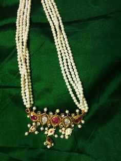 तन्मणी ( tanmani) Tradtional maharashtrian jewellery