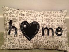 Cute home pillow!