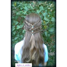 Instagram media by styles_n_smiles - My attempt @cutegirlshairstyles #CGH3BraidedTieback I am excited for tomorrow as I'm hiking 15-17 miles of the Pacific Crest Trail (pct) would you guys like to see pictures from the hike or keep the account strictly hair photos?
