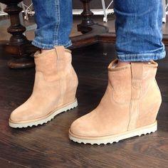 Ash 'Yakoo' wedge shoes