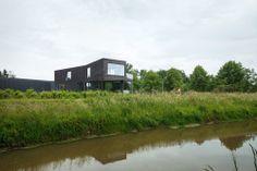 "Office NETE by architectenbureau Wil-Ma ""Location: Westerlo, Belgium"" 2014"