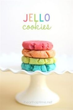 Jello Cookie Recipe