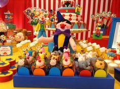 Mimos da Gil: Festa Circo