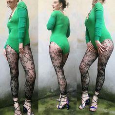Stockings, Fashion, Socks, Moda, Fashion Styles, Fashion Illustrations, Panty Hose, Sock