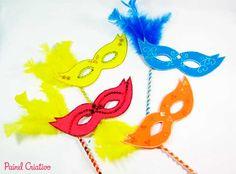 Fika a Dika - Por um Mundo Melhor: Máscaras de Carnaval